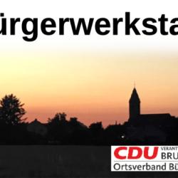 5. Bürgerwerkstatt Büchenau – 29.01.2020