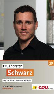 Dr. Thorsten Schwarz, Listenplatz 29